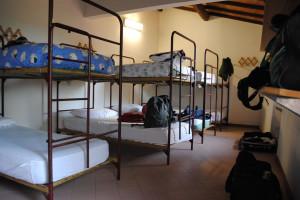 Camera abitata